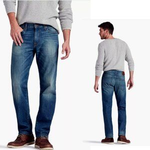 Lucky Brand Original Straight Jeans